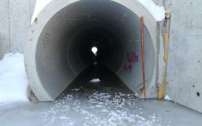 Atravesar el túnel