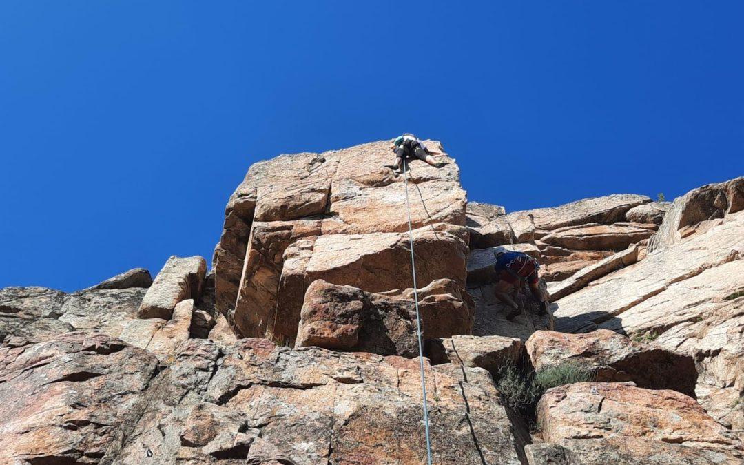 La escalada