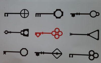 Llaves y claves