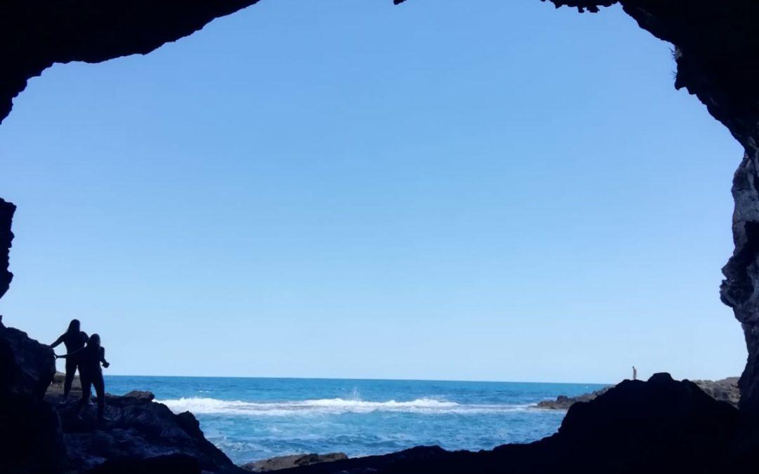 Toda cueva tiene su luz